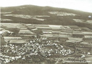 Luftbild 60er Jahre